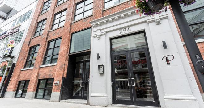 Video: 296 Richmond St Offices